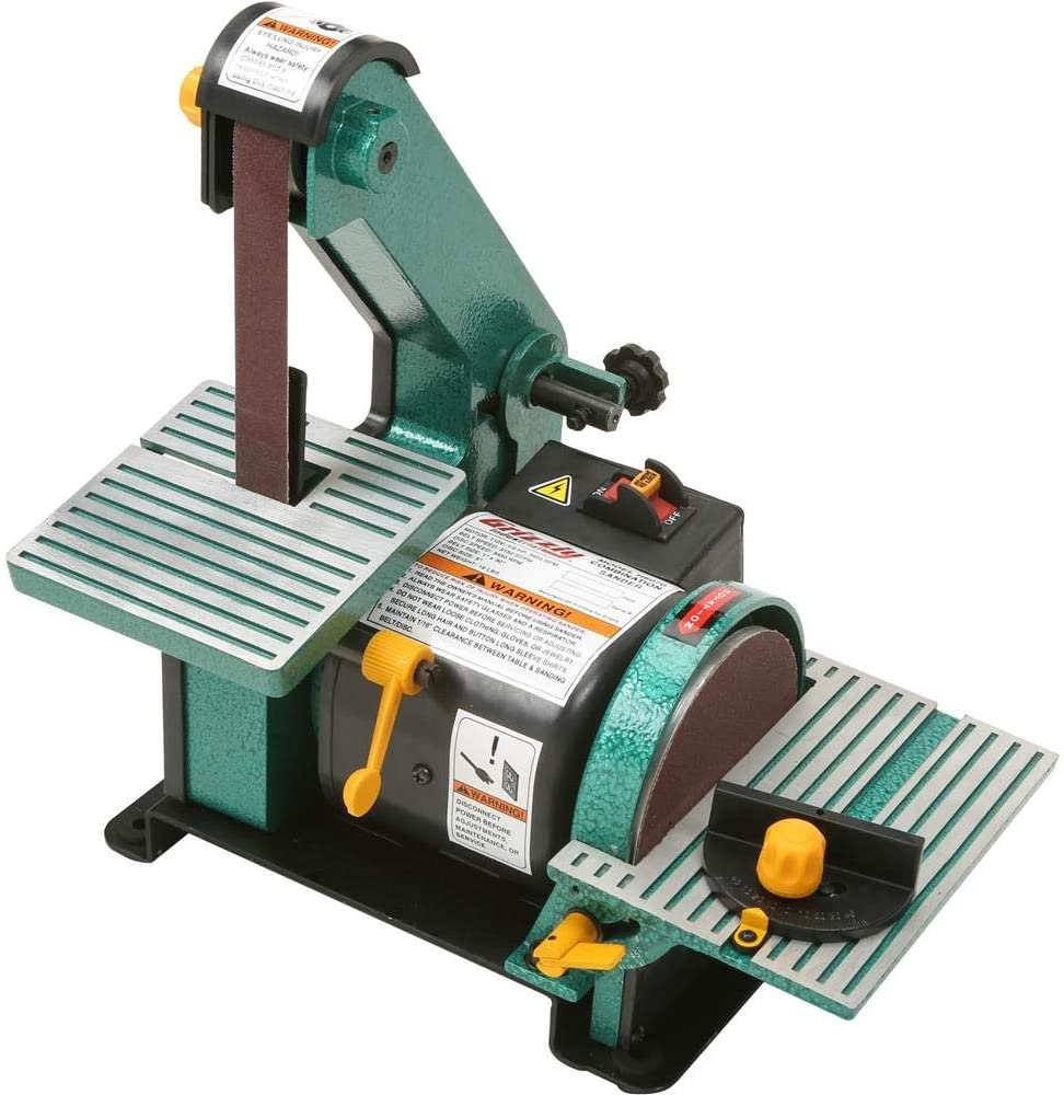 Grizzly Industrial Combo Sander